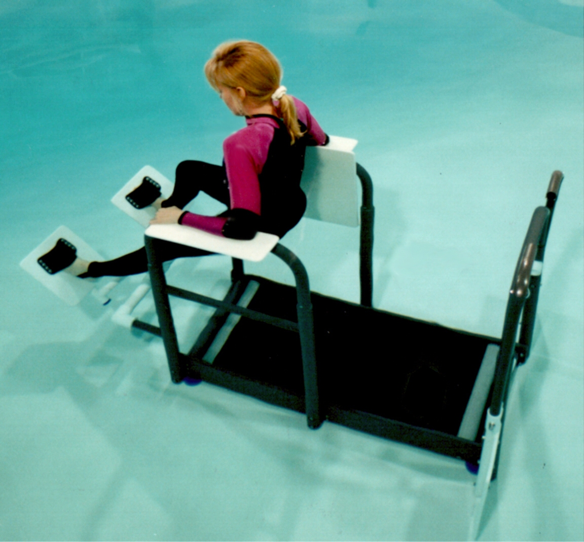 Exercise pools beautiful home design - Exercise equipment for swimming pools ...